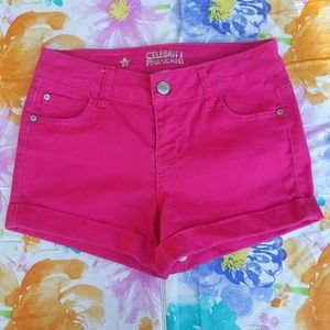 *** 3 For $20 *** Celebrity Pink Shorts Size 3